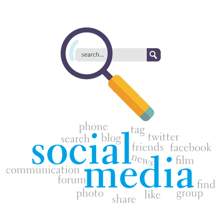Search Media Management